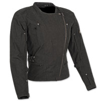 Speed and Strength Tough Love Ladies Black Jacket