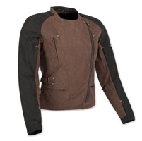 Speed and Strength Tough Love Ladies Brown Jacket