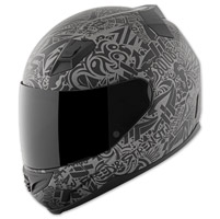 Speed and Strength SS1200 United By Speed Charcoal Full Face Helmet