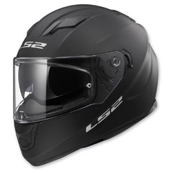 LS2 Stream Matte Black Full Face Helmet