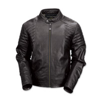 Roland Sands Design Bristol Men's Black Leather Jacket