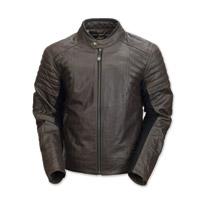 Roland Sands Design Bristol Men's Tobacco Leather Jacket