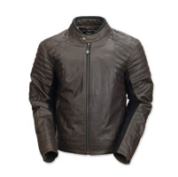 Roland Sands Design Bristol Men's Tobacco Leather Jacket