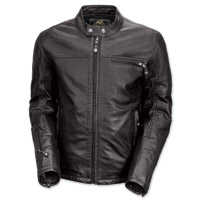 Roland Sands Design Ronin Reserve Men's Black Leather Jacket