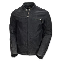 Roland Sands Design Ronin Reserve Men's Black Textile Jacket