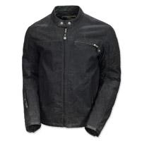 Roland Sands Design Ronin Reserve Men's Black Textile Jacket