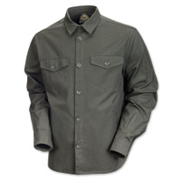 Roland Sands Design Newcombe Men's Military Green Canvas Jacket