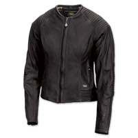 Roland Sands Design Quinn Women's Black Leather Jacket
