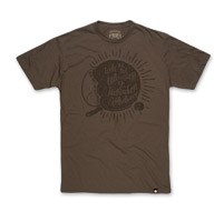 Roland Sands Design Lucky Men's Military Green T-Shirt