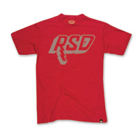 Roland Sands Design Bolt Men's Red T-Shirt