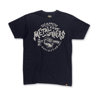 Roland Sands Design Metal Workers Men's Black T-Shirt