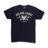 Roland Sands Design Cycle Soul Men's Black T-Shirt