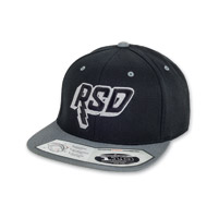 Roland Sands Design Bolt Trucker Black Cap