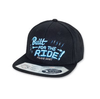 Roland Sands Design Built for the Ride Black Cap