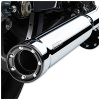 Cobra Race Pro Chrome Slip-On Mufflers