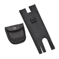 Hopnel Black Classic Right Saddlebag Pouch