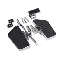 Show Chrome Accessories Driver Floorbard Kit