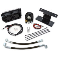 UltraCool Chrome Oil Cooler System