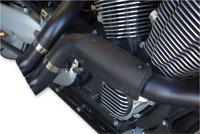 Design Engineering Inc. Onyx Series Black Flexible Heat Shield