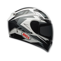 Bell Qualifier DLX Clutch Black Full Face Helmet