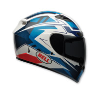 Bell Qualifier DLX Clutch Blue Full Face Helmet
