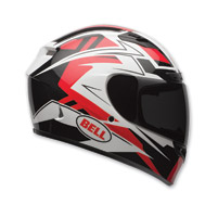 Bell Qualifier DLX Clutch Red Full Face Helmet