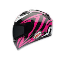 Bell Qualifier DLX Impulse Pink Full Face Helmet