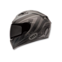 Bell Qualifier DLX Impulse Matte Black Full Face Helmet