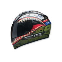 Bell Qualifier DLX Matte Devil May Care Full Face Helmet