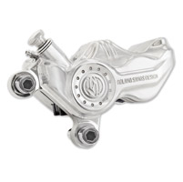 Roland Sands Design Chrome Rear Caliper and Bracket