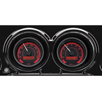 MVX Two-Gauge Speedometer and Tachometer Kit