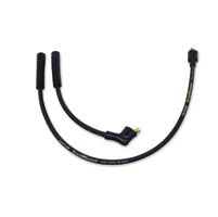 Sumax 8MM Black Silicone StreeThunder Spark Plug Wires