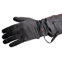 Atomic Skin Microclimate H1 Heated Black Glove Liners