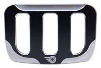 Whitewall Choppers Cruise Control / Radio Bezel - Legend Series