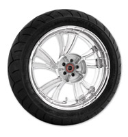 Xtreme Machine Cruise Chrome Rear Wheel Package, 17