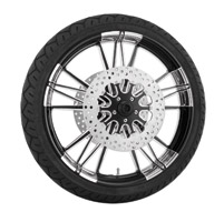 Xtreme Machine Execute Xquisite Front Wheel Package, 21