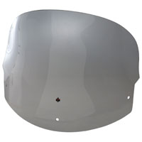 Klock Werks 16″ Clear Flare Windshield