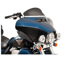 Klock Werks 5″ Black Flare Windshield