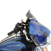 Klock Werks 5″ Dark Smoked Flare Windshield