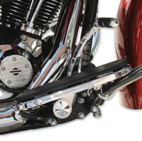 Accutronix Diamond Chrome Brake Arm