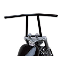 West-Eagle 1″ Black 10″ Rise Attack Bar