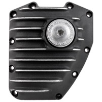 EMD Black Ribbed Camshaft Cover