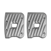 EMD Raw Ribbed Rocker Covers