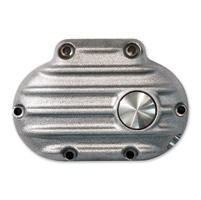 EMD Raw Ribbed Transmission Side Cover