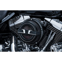 Kuryakyn Bahn Tuxedo Complete Air Cleaner Assembly