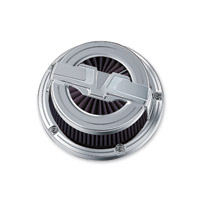 Kuryakyn Bahn Chrome Air Cleaner