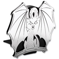 Resurrection Chopper Gear Dragon ABC Backrest