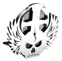 Resurrection Chopper Gear Headache ABC Backrest