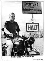 """The Great Escape"" Poster"
