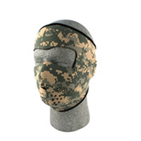 ZAN headgear Neoprene Digital ACU Camouflage Face Mask